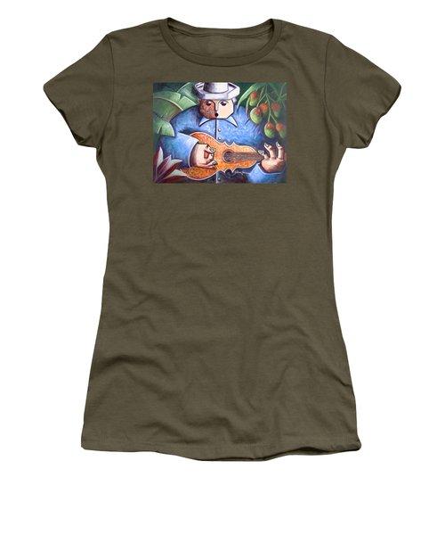 Trovador De Mango Bajito Women's T-Shirt