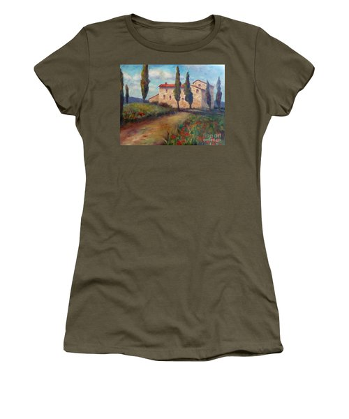 Tuscan Home Women's T-Shirt