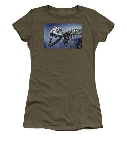 Tyrannosaurus Jane Women's T-Shirt