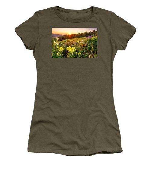 Uinta Wildflowers Women's T-Shirt