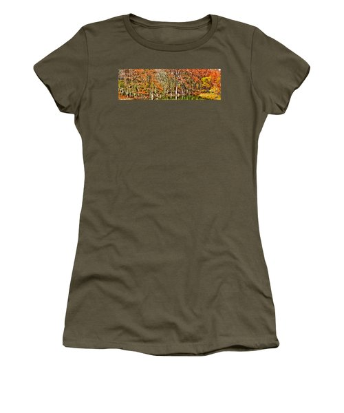 Ultimate Cypress Panoramic Women's T-Shirt (Athletic Fit)