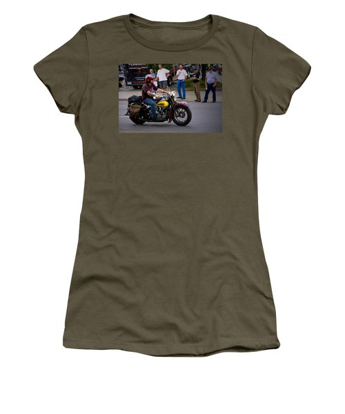 Un-named Crosscountry Harley Women's T-Shirt