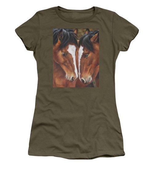 Unbridled Affection Women's T-Shirt