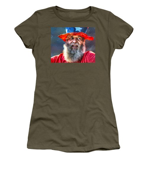 Uncle Sam Women's T-Shirt