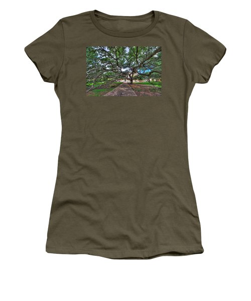 Under The Century Tree Women's T-Shirt
