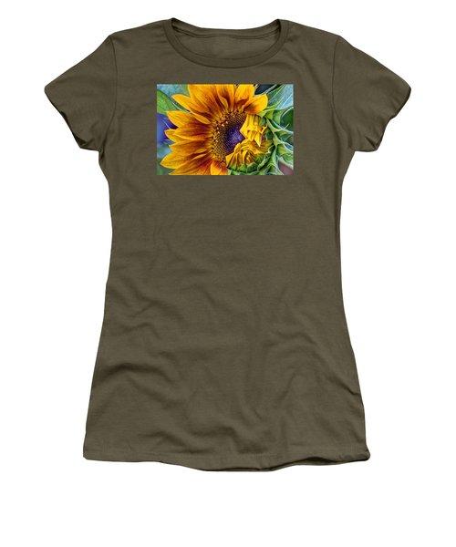 Unfurling Beauty Women's T-Shirt
