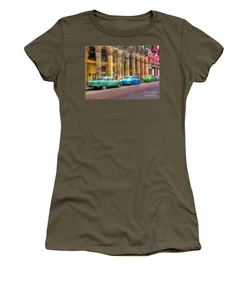 United Colors Of Coches Habaneros Women's T-Shirt