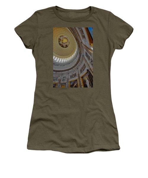 Unites States Capitol Rotunda Women's T-Shirt