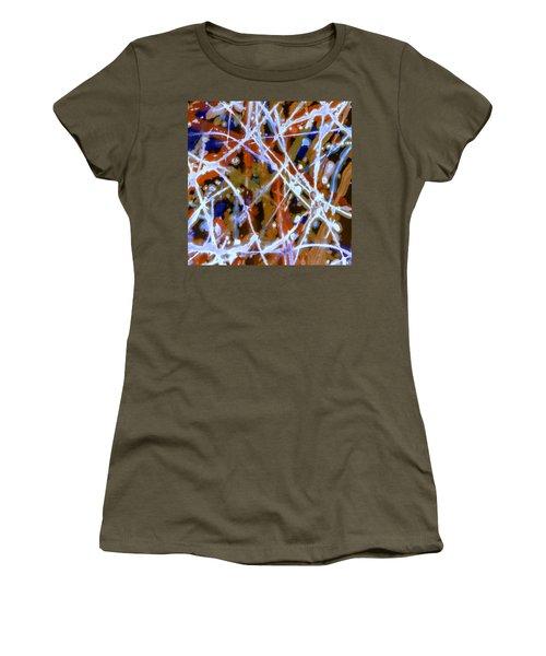 Autumn Rhythm Women's T-Shirt