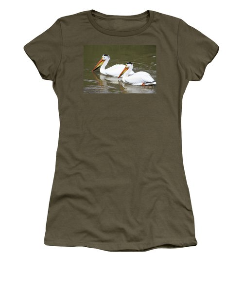 Up The Oldman Women's T-Shirt (Junior Cut) by Alyce Taylor