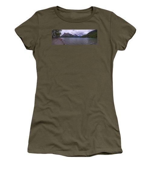 Upper Waterton Lake Women's T-Shirt