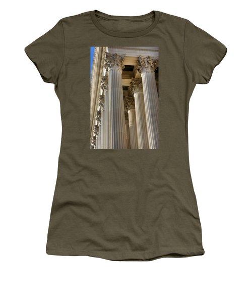 Us Archive Columns Women's T-Shirt