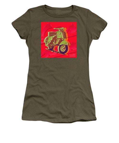 Vespa Women's T-Shirt