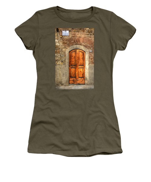Via Francesco Women's T-Shirt