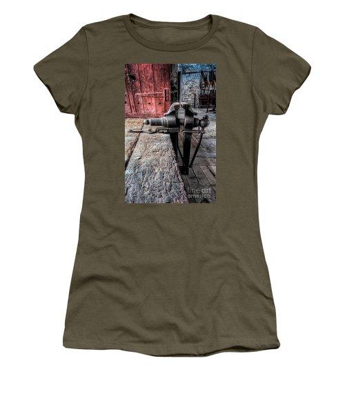 Victorian Bench Vice Women's T-Shirt