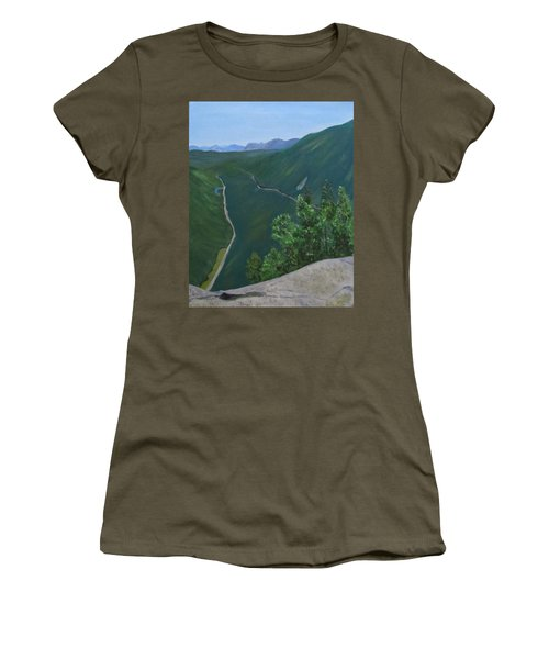 View From Mount Willard Women's T-Shirt