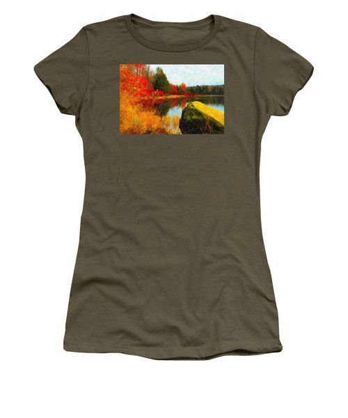 View From The Rock Women's T-Shirt