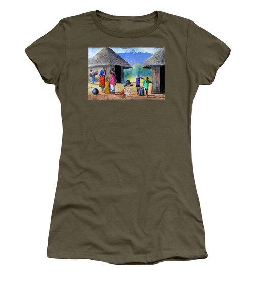 Village Chores Women's T-Shirt
