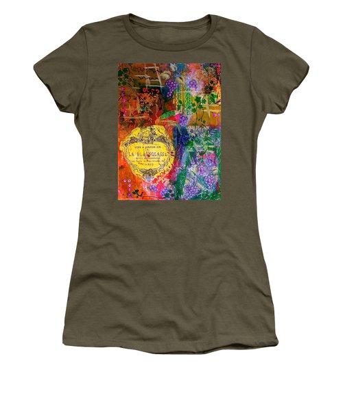 Vintner Label Women's T-Shirt