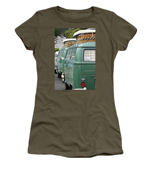 Volkswagen Vw Bus Women's T-Shirt
