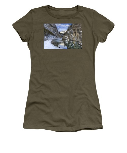 Walking Through Wonderland Women's T-Shirt