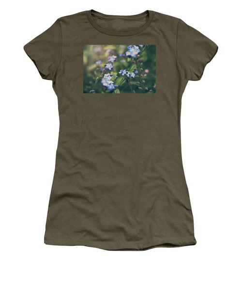 We Lay With The Flowers Women's T-Shirt