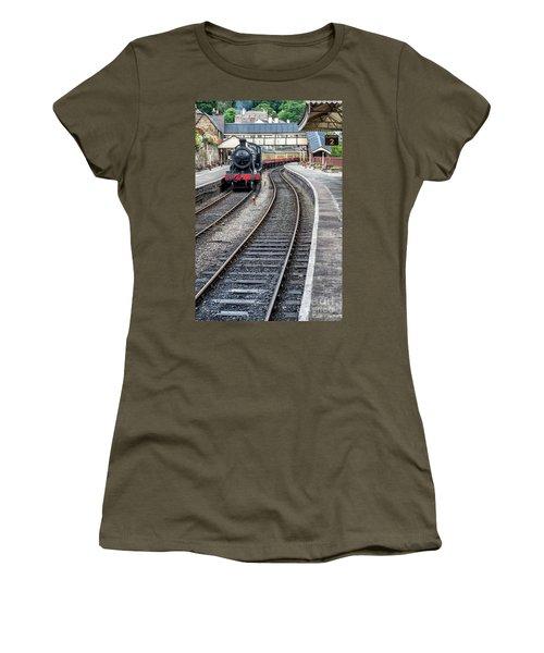Welsh Railway Women's T-Shirt