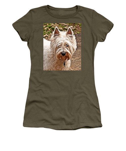 West Highland White Terrier Women's T-Shirt