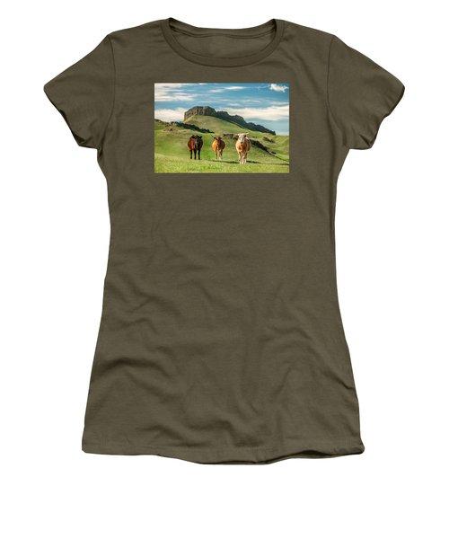 Western Longhorns Women's T-Shirt