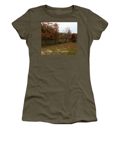 What A Beauitful Day Women's T-Shirt (Athletic Fit)