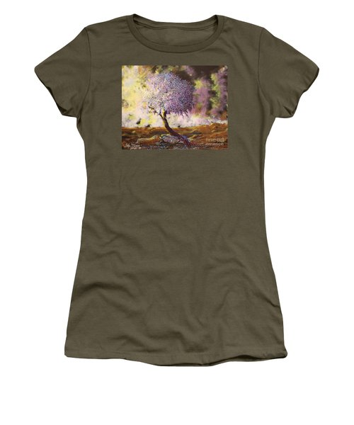 What Dreams May Come Spirit Tree Women's T-Shirt