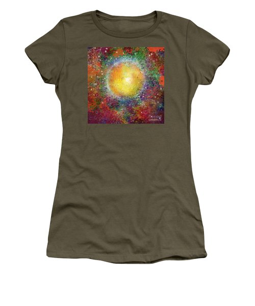 What Kind Of Sun Viii Women's T-Shirt (Athletic Fit)