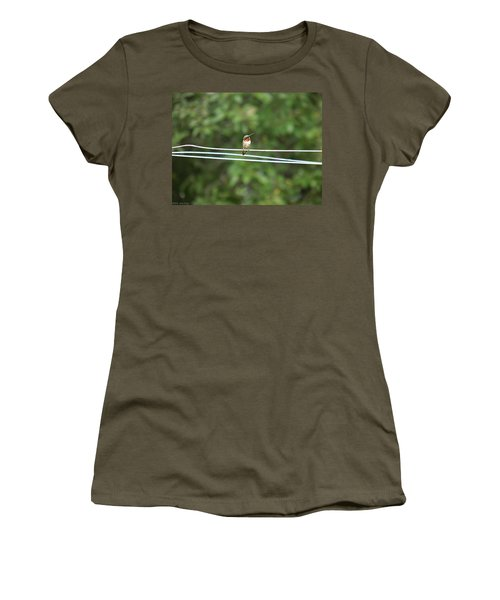Whats You Talkin Bout  Women's T-Shirt (Athletic Fit)