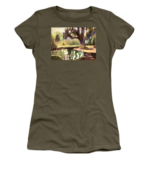 Where It All Started Women's T-Shirt (Athletic Fit)