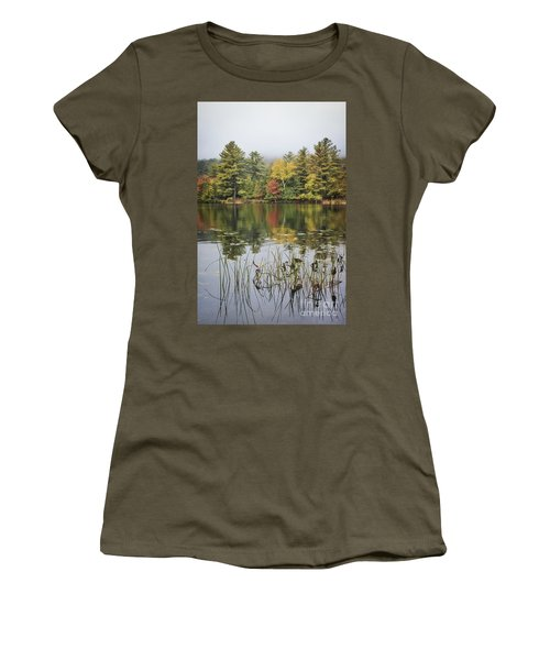 Whispers In The Mist Women's T-Shirt