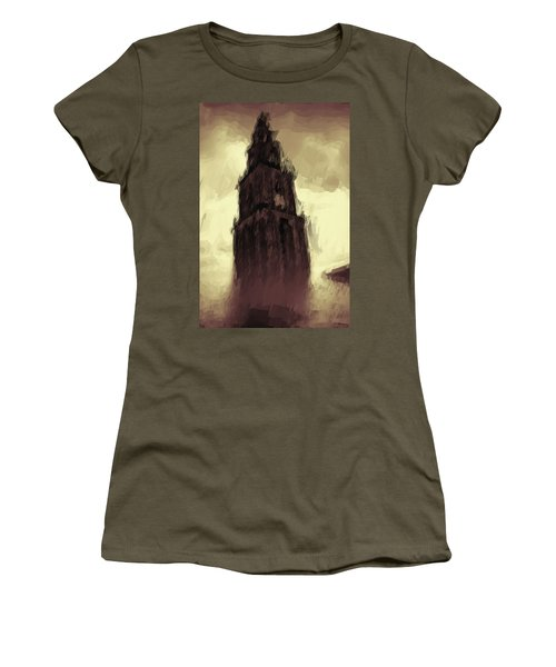 Wicked Tower Women's T-Shirt (Athletic Fit)