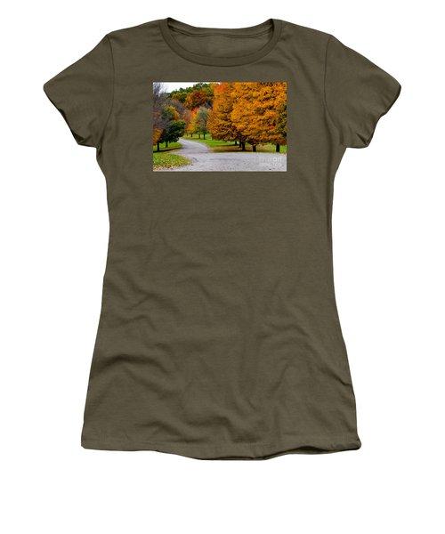 Winding Road Women's T-Shirt