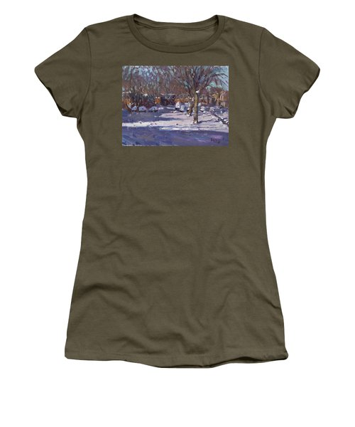 Winter Morning Women's T-Shirt