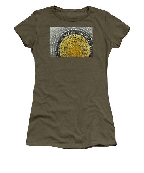 Winter Sun Original Painting Women's T-Shirt