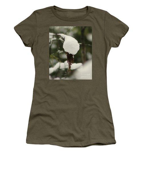Winter's Cap Women's T-Shirt (Junior Cut) by Leone Lund