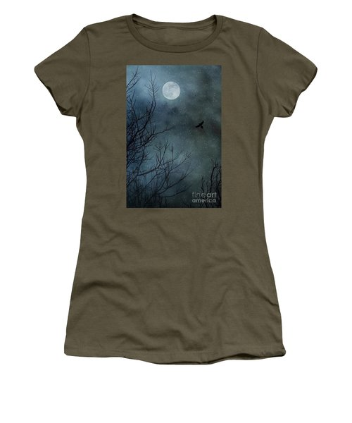 Winter's Silence Women's T-Shirt