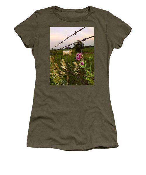 Wisconsin Evening Women's T-Shirt