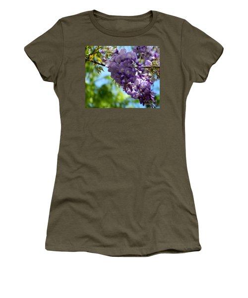 Wisteria Women's T-Shirt