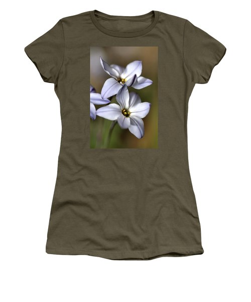 Women's T-Shirt (Junior Cut) featuring the photograph With Company by Joy Watson