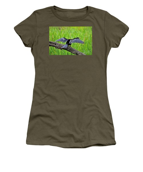 Wonderful Wings Women's T-Shirt (Athletic Fit)