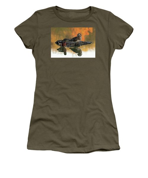 Wood Ducks Women's T-Shirt
