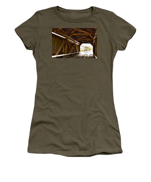 Wood Fame Bridge Women's T-Shirt