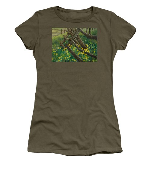 Wyoming Summer Women's T-Shirt