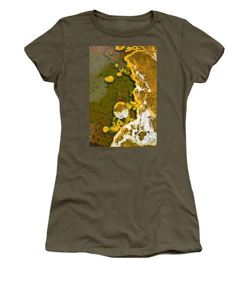 Yellowstone Abstract Women's T-Shirt
