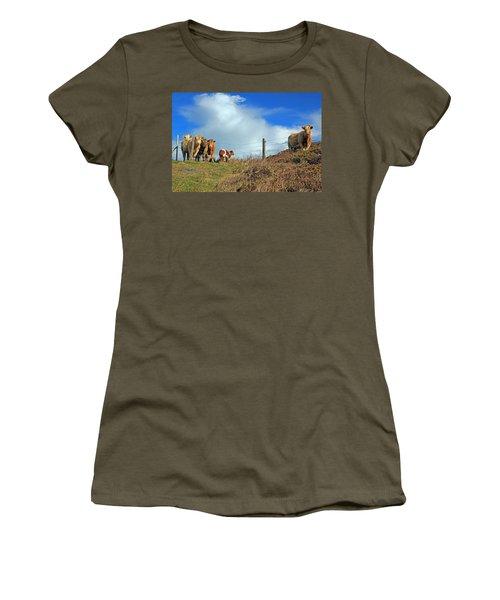 Youth In Defiance Women's T-Shirt